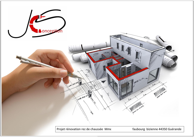 projet aménagement intérieur 3 D